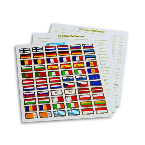Bandeiras Autoculantes
