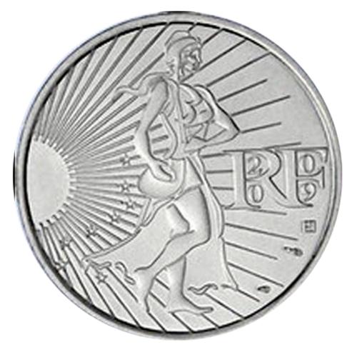 França 10€ 2009