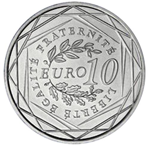 France 10€ 2009