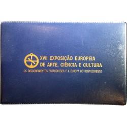 XVII Exhibition Bu Set coins