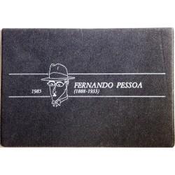 """Carteira B.N.C. 100$00 1985 """"Fernando Pessoa"""""""