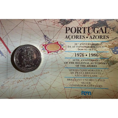 B. N. C. Autonomia R. Açores