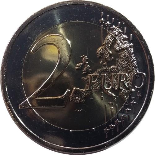 Malta 2,00€ 2015 (Centenário do 1º Voo)
