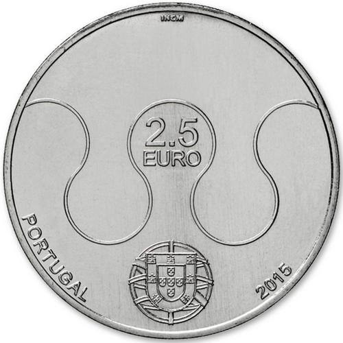 Portugal  2.50€  2015 J.O. Rio 2016