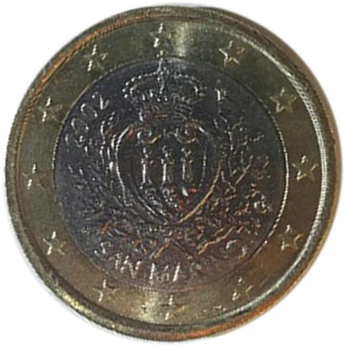 São Marino 1€ 2002