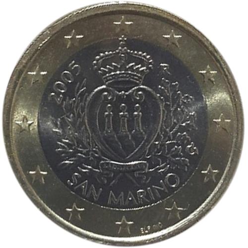 São Marino 1€ 2005