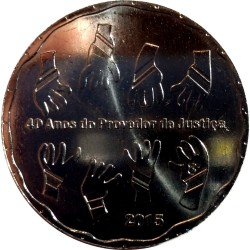 Portugal  - 2.50€   Provedor da Justiça 2015