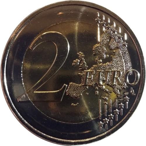 Portugal 2€ 2015 (30 Anos Bandeira da Europa)