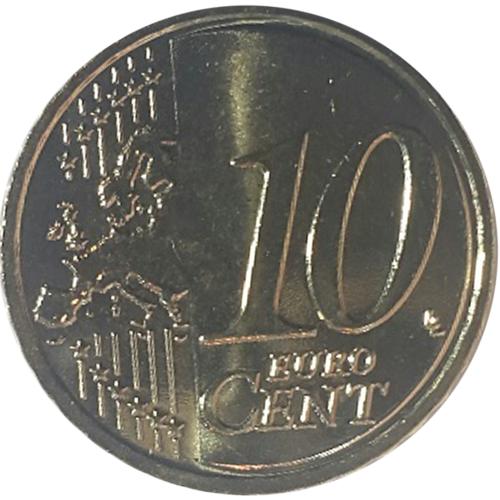 Alemanha 0,10€ 2014  F