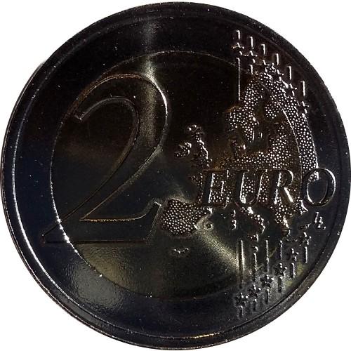 Letónia 2€ 2015  Presidência