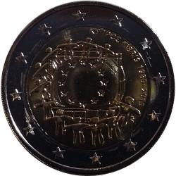 Chipre 2€ 2015 (30 Anos Bandeira da Europa)