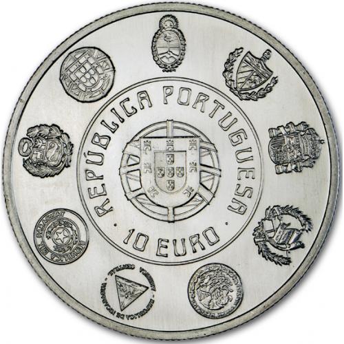 Portugal  - 2.50€  2015 (ALTERAÇÕES CLIMÁTICAS)