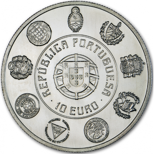 Portugal - 2.50€ 2015  (CLIMATE CHANGE)