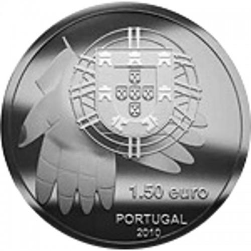 Portugal - 1.5€ 2010  (Food Bank Against Hunger)