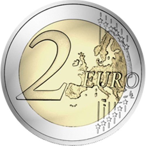 France 2€  2015 70 Years of Peace in Europe