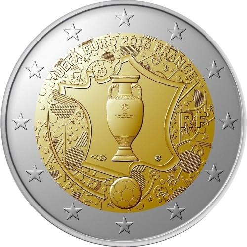 França 2€ 2016 (Campeonato da Uefa 2016)