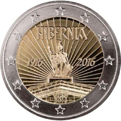 Irlanda - 2€ 2015 30 Anos Bandeira da Europa