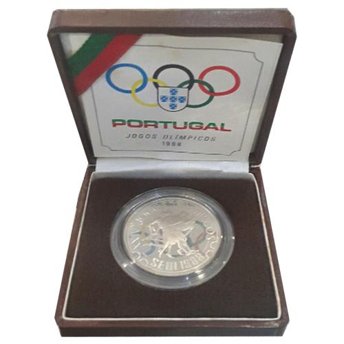 250$00 Jogos Olímpicos de  Seul 1988