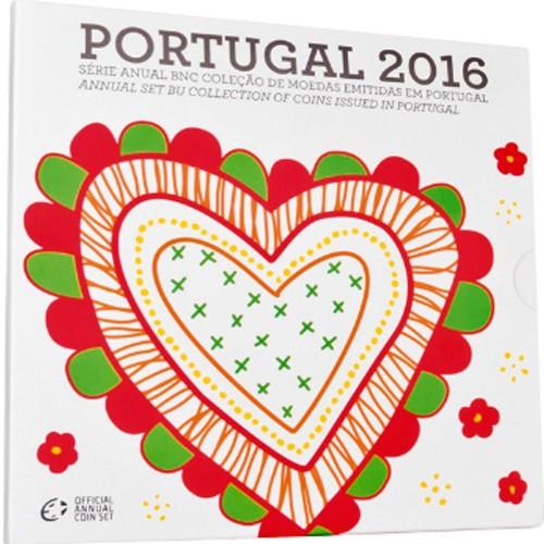 Portugal SÉRIE ANUAL 2016 - B.N.C.