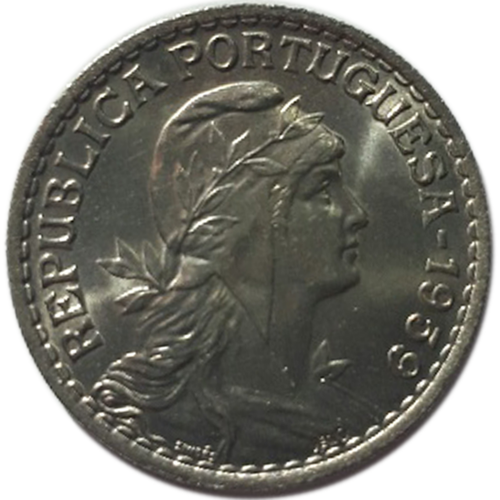 1 Escudo 1959