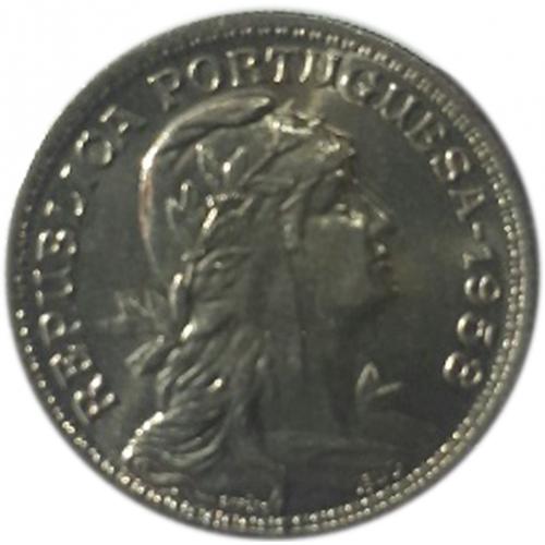 50 Centavos 1958