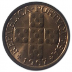 X Centavos 1967
