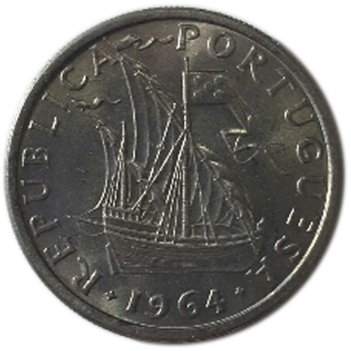 5$00 1964