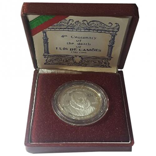 Proof 1000$00 Camões 1980