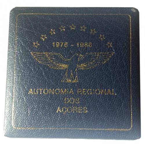Proof X Aniv. Autonomia dos Açores 1986