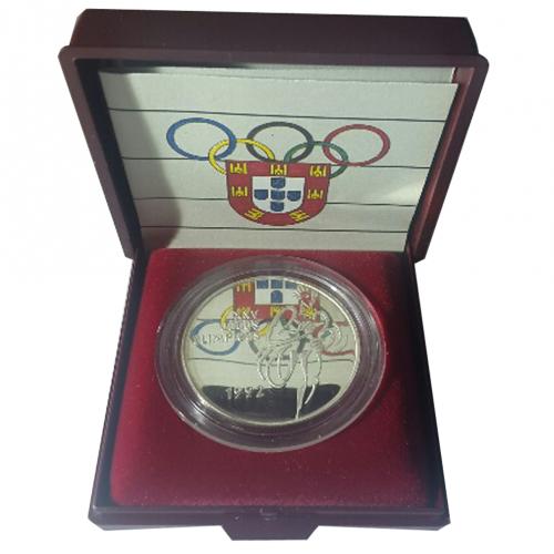 Proof 200$00 XXV Jogos Olímpicos de Barcelona 1992