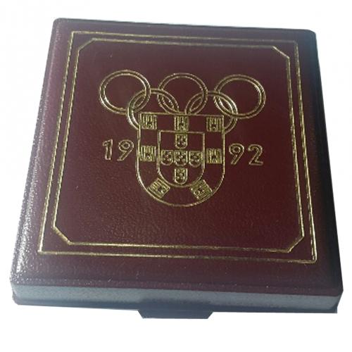 Proof 200$00 Jogos Olímpicos de Barcelona 1992