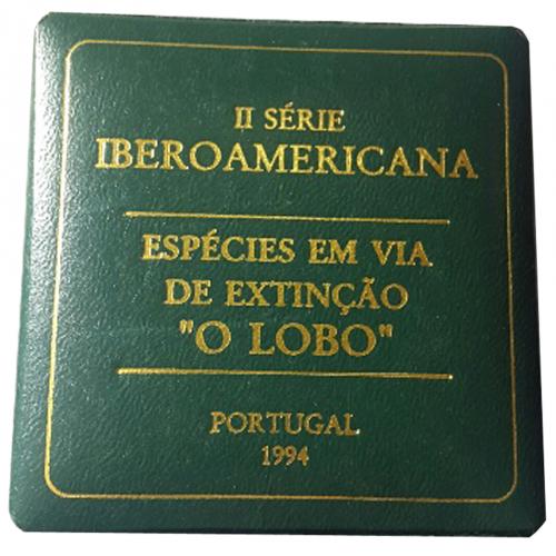 1.000$00 Lobo Proof 1994