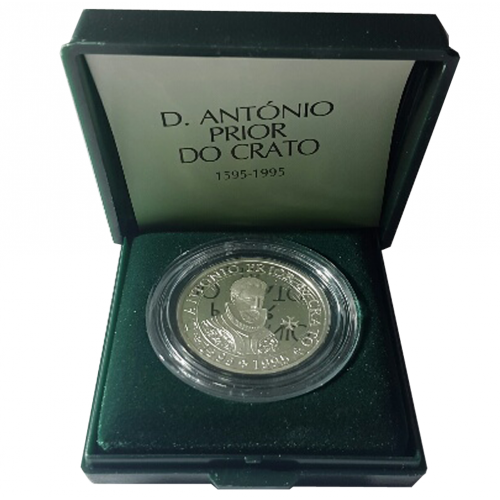 Proof 100$00 António Prior do Crato 1995