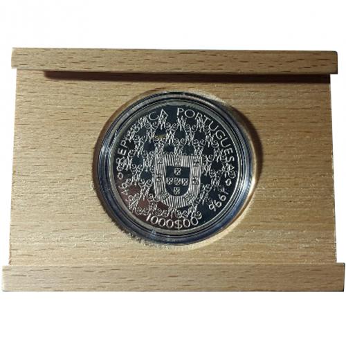 Proof 1.000$00 N. Senhora da  Conceição 1996