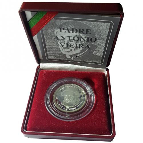 Proof 500$00 Father António Vieira 1997
