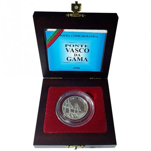 Proof 500$00 Vasco da Gama Bridge 1998