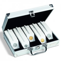 Case for 650 coin holders (with 5 rows)