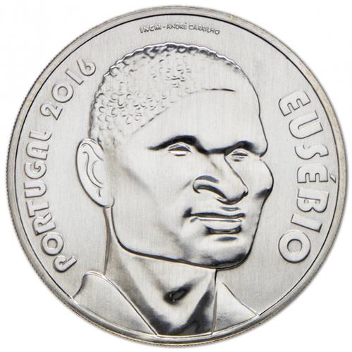Portugal - 7,50€  Eusébio 2016