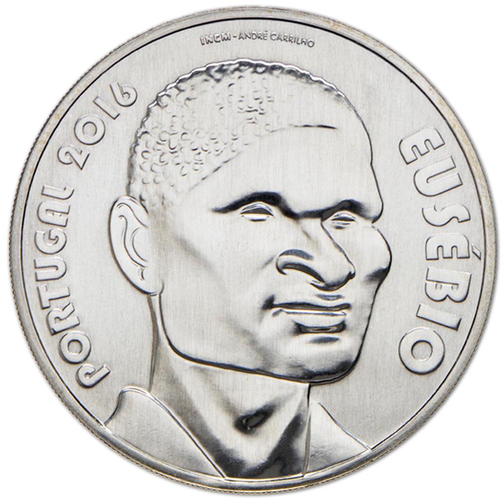 Portugal 7 50€ 2016 Eusébio