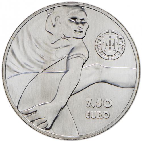 Portugal - 7,50€ 2016 Eusébio