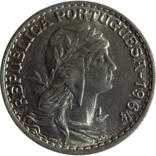 1 Escudo 1964