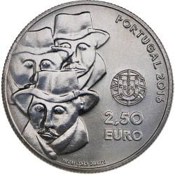 Portugal  - 2.50€ Cante Alentejano 2016