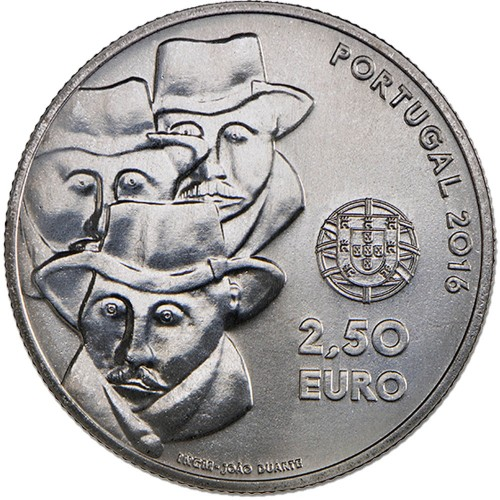Portugal  - 2.50€  2016 Money Museum (Silver proof)
