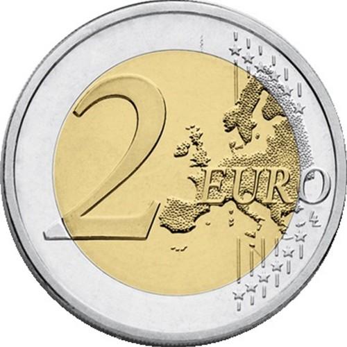 Eslovénia 2€ 2015 (30 Anos Bandeira da Europa)