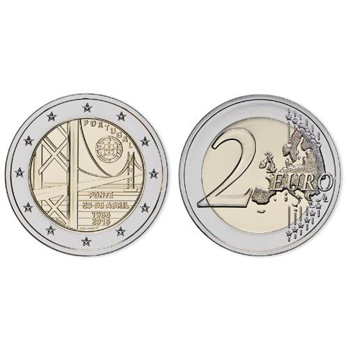 Portugal - 2,00€ 2016 (E. OLÍMPICA P.) B.N.C.