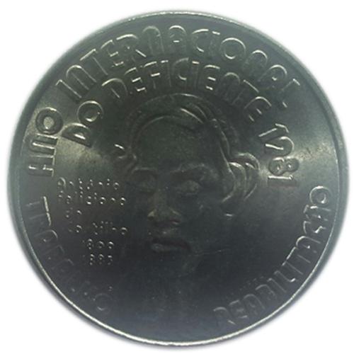 25$00 1981 (A.I.Deficiente)