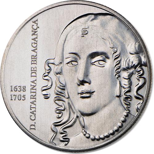 Portugal 5€ D. Catarina from Bragança 2016