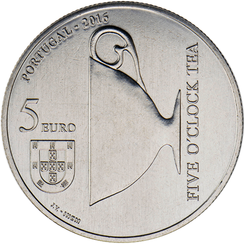 Portugal  - 2.50€  2016 CANTE ALENTEJANO  (Normal)