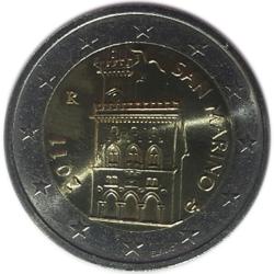 San Marino - 2€ 2011
