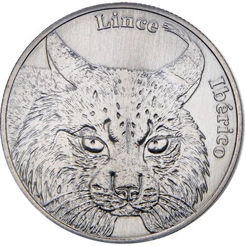 Portugal  - 5€   Lince Ibérico 2016